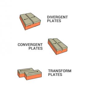 Convergent Divergent Transform Plate Types