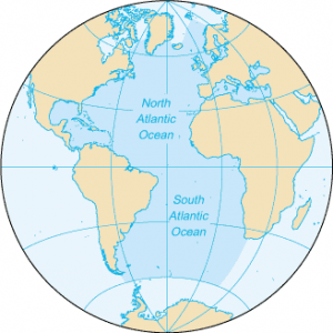 What are the 5 OCEANS of the World? - Earth How