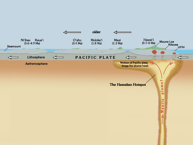 earth crust continental oceanic
