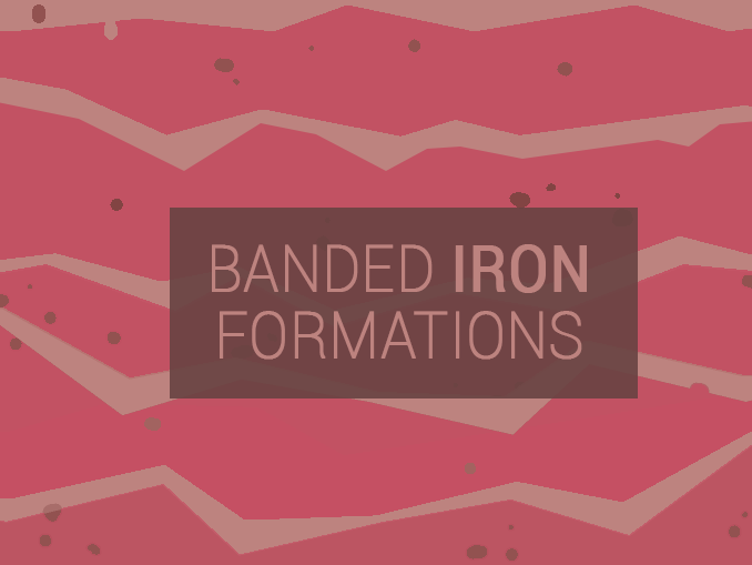 Banded Iron Formation BIF