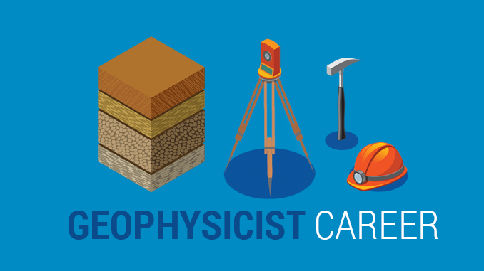 Geophysicist Career