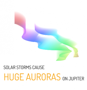 Jupiter Aurora Borealis