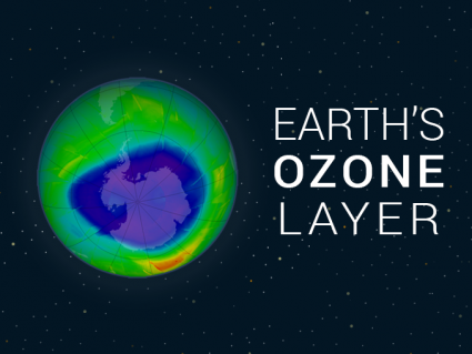 Ozone Layer: Earth's Protective Shield Has a Hole In It