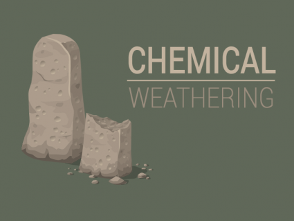 Chemical Weathering: Hydrolysis, Oxidation and Acidic Reactions