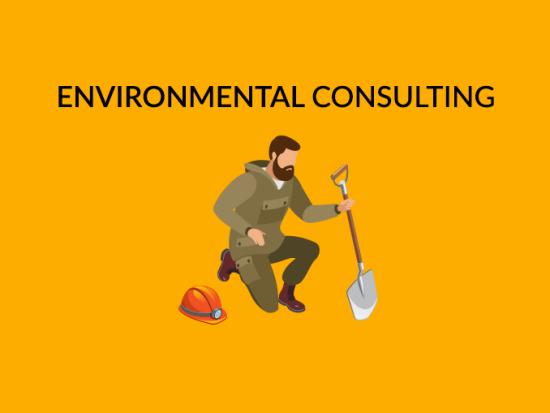 Environmental Consulting Career