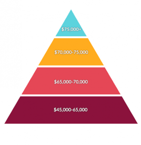 Environmental Consulting Salary Pyramid
