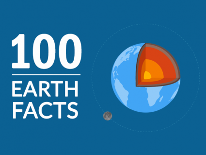 100 Earth Facts: The Scientific List of Facts About Earth