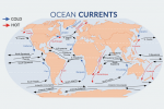 The Major Ocean Currents of the World