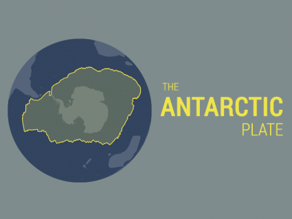 Antarctic Plate: The Drifting Continent of Antarctica