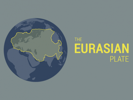 Eurasian Plate: Tectonic Boundary and Movement