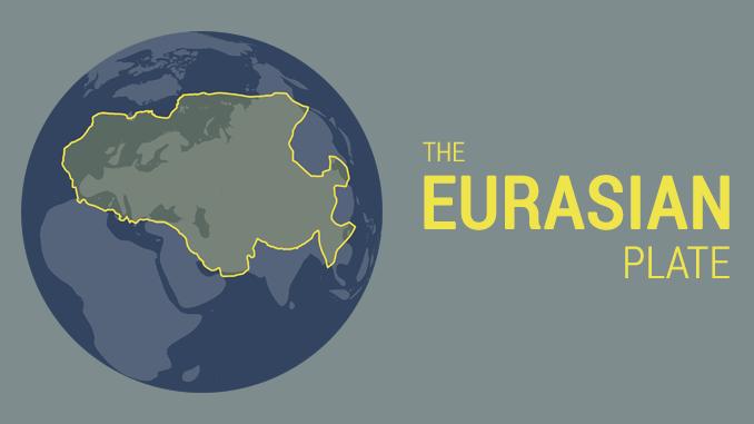 Eurasian Plate Tectonics