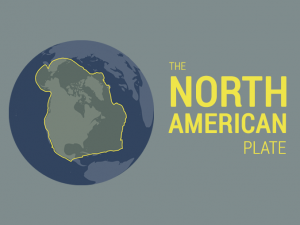 North American Plate: Tectonic Boundary Map and Movements