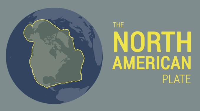North American Plate Tectonics