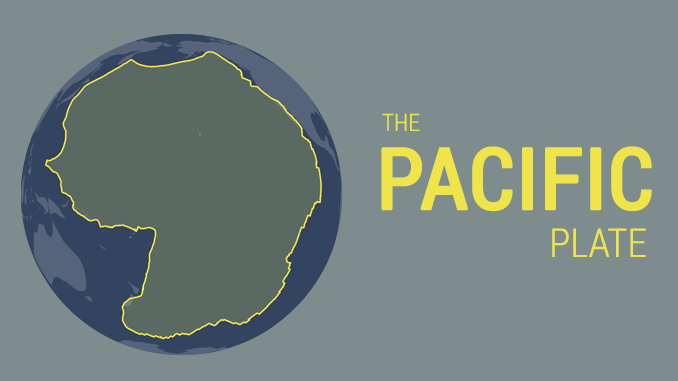 Pacific Plate Tectonics