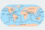 7 Major Tectonic Plates: The World's Largest Plate Tectonics