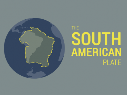 South American Plate: Tectonic Boundary and Movement