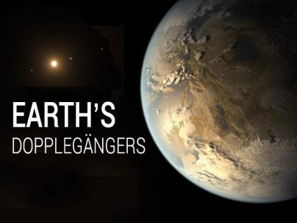 Earth's Doppelgängers: A List of Earth Like Planets